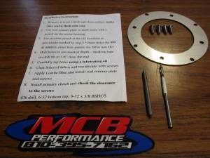Crankshafts - Crank Seal Kits - MCB - MCB SKI-DOO Seal retainer kit.