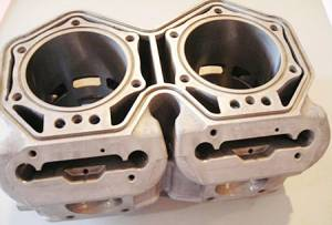 Snowmobile - Cylinder Exchange - MONOBLOCK CYLINDERS