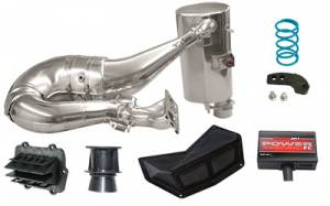 SLP Stage Tuning Kits - POLARIS - SLP - Starting Line Products - 600 - 2010-14 Rush, 2012-14 Switchback, 2013-16 Indy Stage 3 Kit