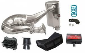 SLP Stage Tuning Kits - POLARIS - 600 - 2012-16 RMK, 2012-15 Pro RMK, 2014-16 Switchback Assault Stage 3 Kit