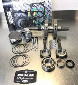 ATV/UTV Engine Rebuild Kits - Kawasaki - MCB - 2005-11 Kawasaki Brute Force KVF750 Rebuild kit - Crankshaft, Pistons, & Gaskets