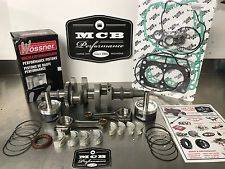 ATV/UTV Engine Rebuild Kits - Polaris - MCB - 2011-12 POLARIS RZR 900 - COMPLETE Engine Rebuild Kit - Crankshaft, Pistons, Gaskets, AND CYLINDER