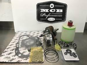 MX Engine Rebuild Kits - SUZUKI - MCB - 2003-2008 Suzuki LTZ 400 Complete engine rebuild Crank Bearing piston etc
