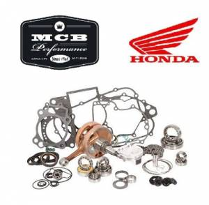 MX Crankshafts - Honda - MCB - 2004-2007 Honda CRF250R - Complete Engine Rebuild Kit Crankshaft, Piston, Gasket