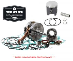 MX Crankshafts - Honda - 1986-1991 Honda CR80R - Complete Engine Rebuild Kit Crankshaft, Piston, Gaskets