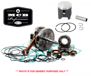 MX Engine Rebuild Kits - HONDA - 1987-1988 Honda CR500R - Complete Engine Rebuild Kit Crankshaft, Piston, Gaskets
