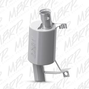 MBRP - Arctic Cat - MBRP Exhaust - 2014-2018 ARCTIC CAT 6000 Series Replacement for stock can MBRP # 235T211