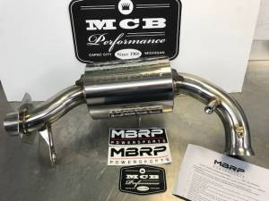 MBRP - Ski Doo - MCB - 2017-2018 SKI DOO 850 ETEC - TRAIL - 132T207