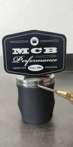MCB Piston /Top End Kits:  STAGE -1  - SKI DOO  - MCB - Ski Doo 600 RS - 2008-CURRENT - MCB FORGED DUAL RING PISTON KIT