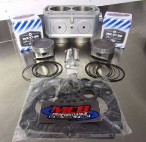 ATV/UTV Engine Rebuild Kits - Polaris - MCB - 2005-2015 Polaris RZR - Top End Rebuild Kit w/ Cylinder