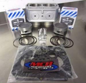 ATV/UTV Engine Rebuild Kits - Polaris - 2005-2015 Polaris RZR, Ranger, Sportsman 800 - Top End Rebuild Kit w/ Cylinder