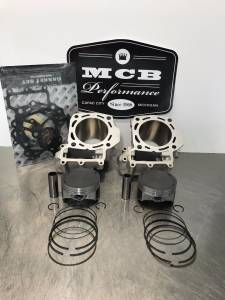 ATV/UTV Engine Rebuild Kits - Kawasaki - MCB - 2005-2012 Kawasaki Brute Force and Terex 750 Top end rebuild kit
