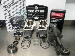 ATV/UTV Engine Rebuild Kits - MCB - Kawasaki 750 Brute Force / Terex Engine rebuild kit 2005-12