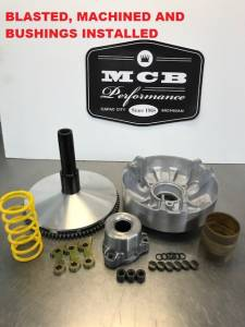 Clutching - Primary & Secondary Clutch Rebuilds by MCB - MCB - T.R.A. Primary/Drive Clutch Rebuild