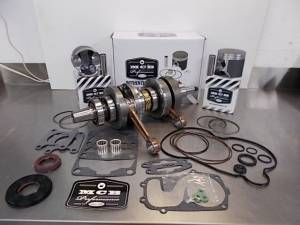 MCB - MCB Engine Kit Stage-2 Crankshaft & DUAL-Ring Piston Kit POLARIS 700 IQ/RMK/SWBK 2007-2010