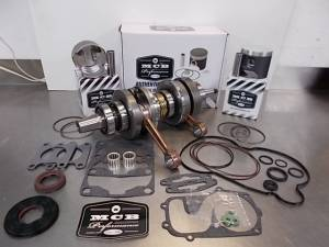 MCB - MCB Engine Kit Stage-2 Crankshaft & DUAL-Ring FORGED Piston Kit POLARIS 700 IQ/RMK/SWBK 2007-2010