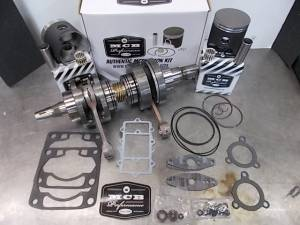 Snowmobile - MCB Engine Rebuild Kits:  STAGE -2 ARCTIC CAT - MCB - MCB Engine Kit Stage-2 Crankshaft & DUAL-Ring Piston Kit ARCTIC CAT 700 M7 2003-2010