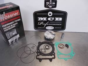 MX Top End Kits - Kawasaki - Wossner Pistons - Wossner Forged Piston Top-End rebuild kit Kawasaki '09-12 KX450F