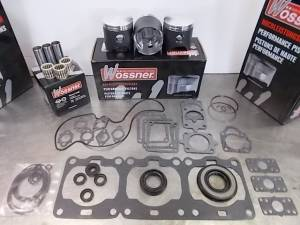 MCB Piston /Top End Kits:  STAGE -1  - YAMAHA - Wossner Pistons - Yamaha 700ccc - VIPER, MOUNTAIN, VENTURE, SRS, SX, V-MAX Wossner FORGED Piston & Gasket Kit (1997-2006)