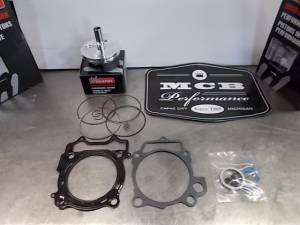 ATV, UTV, & Off Road - MX Top End Kits - Wossner Pistons - Wossner Forged Piston Top-End rebuild kit Suzuki '10-17 RMZ250