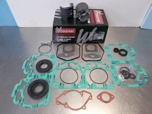 MCB Piston /Top End Kits:  STAGE -1  - SKI DOO  - Wossner Pistons - Ski Doo MXZ 440 Wossner FORGED Piston  & Gasket kit - 1999-2003
