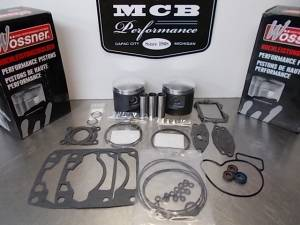 MCB Piston /Top End Kits:  STAGE -1  - ARCTIC CAT - Wossner Pistons - Arctic Cat 1000cc 2007-2009 FORGED Wossner Piston & Gasket Kit