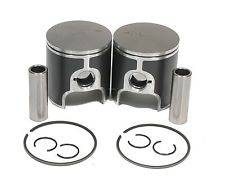 Wossner Pistons - Arctic Cat 600ccc FORGED Wossner Piston & Gasket Kit