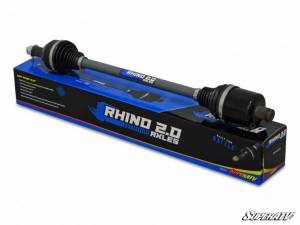 MCB - Polaris RZR S 800 Heavy Duty Axles 2009+ - Rhino 2.0 - Image 2