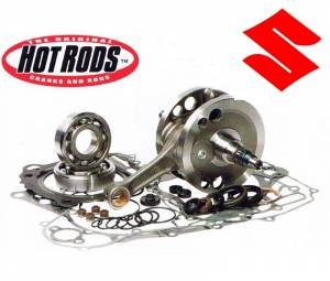 MX Engine Rebuild Kits - SUZUKI - MCB - Suzuki 2002-2019 RM85 Bottom End crankshaft Kit with Piston and cylinder options
