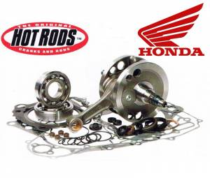 MX Engine Rebuild Kits - HONDA - Honda - Honda 2007-08 CRF 450R Bottom End Kit W/Piston