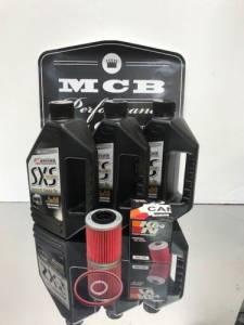 UTV Oil Change Kits - Can-Am - Maxima Lubricants - Can Am BRP Maverick 1000 Full service oil change kit including o-rings 3 quarts