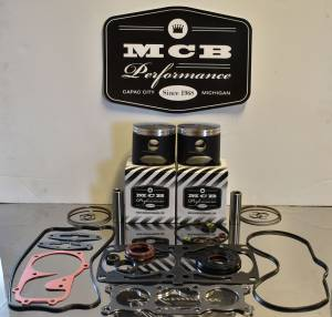 MCB Piston /Top End Kits:  STAGE -1  - POLARIS - MCB - POLARIS 800 CFI DROP-IN DURABILITY KIT 2008-UP