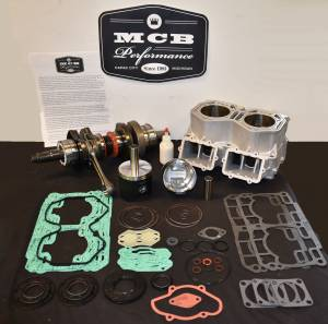 SNOWMOBILE - MCB Engine Rebuild kits:   STAGE - 3 SKIDOO - MCB - MCB Stage 3 Engine Rebuild Kit Ski Doo 800ETec 2011 and UP
