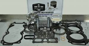 Polaris - MCB Polaris RZR 1000 Top End Pro-Series Piston & Gasket Kit 2014 & Current - Image 1