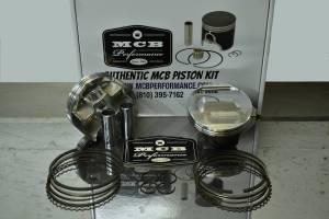 Polaris - MCB Stage 1 Polaris RZR 900 Top End Pro-Series Piston & Gasket Kit 2011 2012 2013 2014 - Image 2