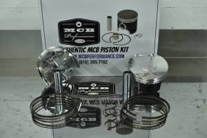 Polaris - MCB Polaris RZR 1000 Top End Pro-Series Piston & Gasket Kit 2014 & Current - Image 2