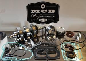 ATV/UTV Engine Rebuild Kits - Polaris - Polaris - MCB Stage 2 2008-2015 Polaris RZR 800 Engine Rebuild Kit, crankshaft, pistons, gaskets
