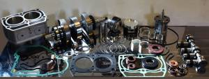 ATV/UTV Engine Rebuild Kits - Polaris - Polaris - MCB Stage 4 2005-2015 Polaris RZR 800 Rebuild Kit