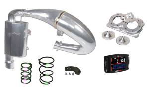 SLP - Starting Line Products - 2015-19 Polaris 800 Axys Models Single Pipe Set Stage 3 - Image 2