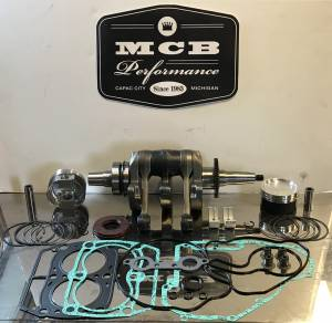 ATV/UTV Engine Rebuild Kits - Polaris - MCB - 2008-2015 Polaris Ranger / RZR 800  Forged Engine Rebuild Kit