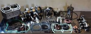 ATV/UTV Engine Rebuild Kits - Polaris - Polaris - MCB Stage 5 Polaris RZR 800 COMPLETE Engine Rebuild Kit