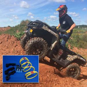 UTV Clutch Kits - Can-Am - Dalton Industries - Dalton clutch kit for 2016-2019 Can Am Outlander 1000R models, Outlander 1000R Max, Renegade X XC 1000R models