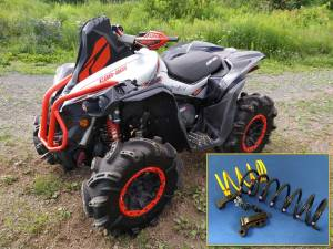 UTV Clutch Kits - Can-Am - Dalton Industries - Dalton clutch kit DBO 1000X 2016-19 CAN-AM Outlander/ Renegade 1000 XMR 4X4 ATV