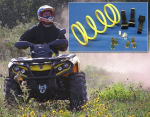 UTV Clutch Kits - Can-Am - Dalton Industries - Dalton clutch kit for 2012-2015 CAN-AM Outlander 1000, Renegade 1000 4X4 ATV models