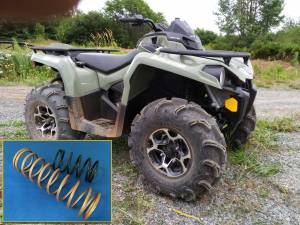 UTV Clutch Kits - Can-Am - Dalton Industries - 2016-2020 Can Am Outlander/Outlander Max 450 4X4 ATV – Oversized tires