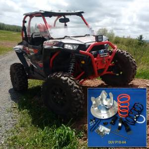 UTV Clutch Kits - Polaris - Polaris - 2016-2019 Polaris RZR 1000 XP4. Also fits 2016+ 1000 XP Highlifter Edition with new style secondary*