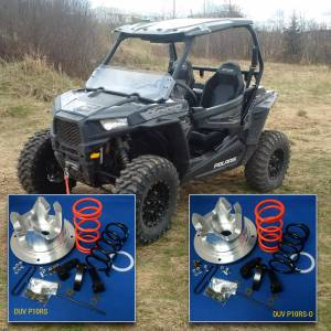 "UTV Clutch Kits - Polaris - Dalton Industries - 2016 Polaris 1000cc RZR S (26-27"" tires)"