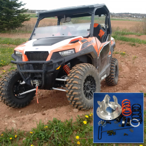 UTV Clutch Kits - Polaris - Dalton Industries - 2016-2019 Polaris General 1000