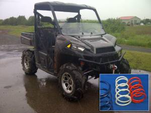 UTV Clutch Kits - Polaris - Dalton Industries - 2014 (only) Polaris 900cc RANGER XP (non EBS) - Oversized tires