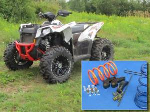 UTV Clutch Kits - Polaris - Polaris - 2014-19 Polaris Scrambler/Sportsman 1000 XP